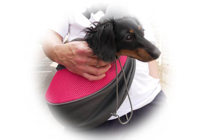 ペット用スリングバッグ画像