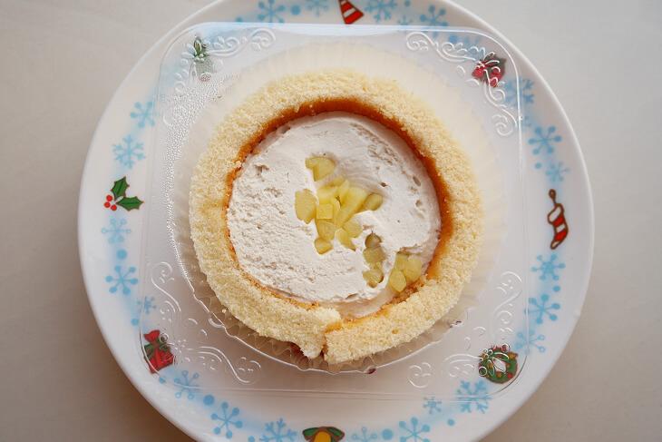 コミフのロールケーキマロン画像