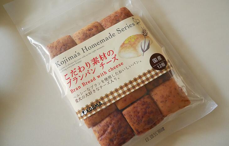 コジマホームメイドシリーズ ブランパンチーズ12個入り画像